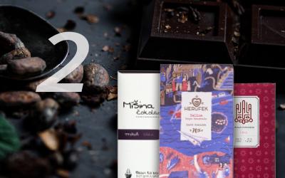 2) Z Historie čokolády 1. část