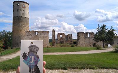Návštěva zříceniny hradu Zvířetice