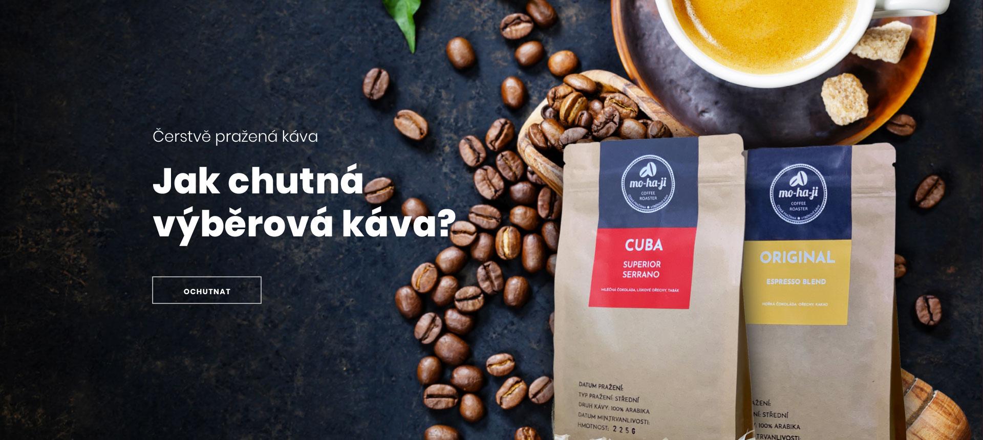 Čerstvě pražená káva. Jak chutná čerstvá káva?