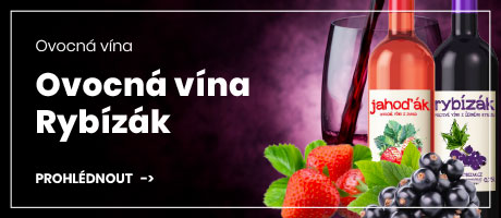 Ovocná vína Rybízák