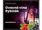 Balíčky s ovocnými víny