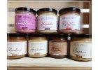 Ořechová másla a pomazánky