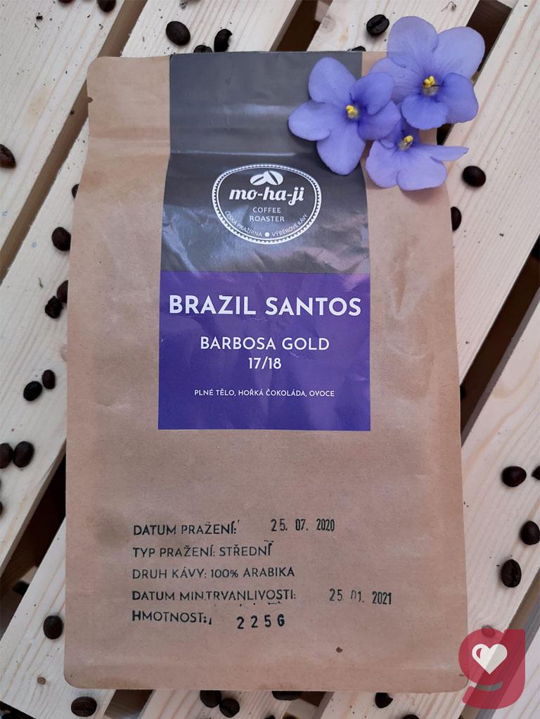 Výběrová-Káva-Mohaji-Brasil-Santos-Gurmetéka