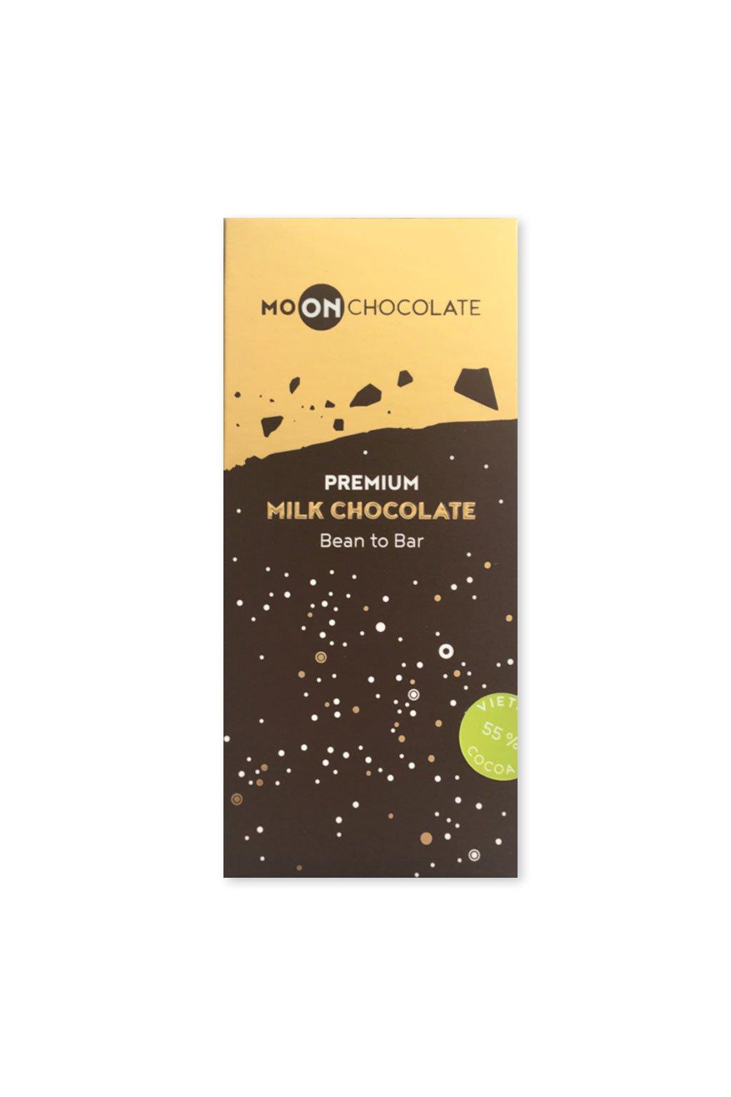 MoonChocolate Mléčná Vietnam