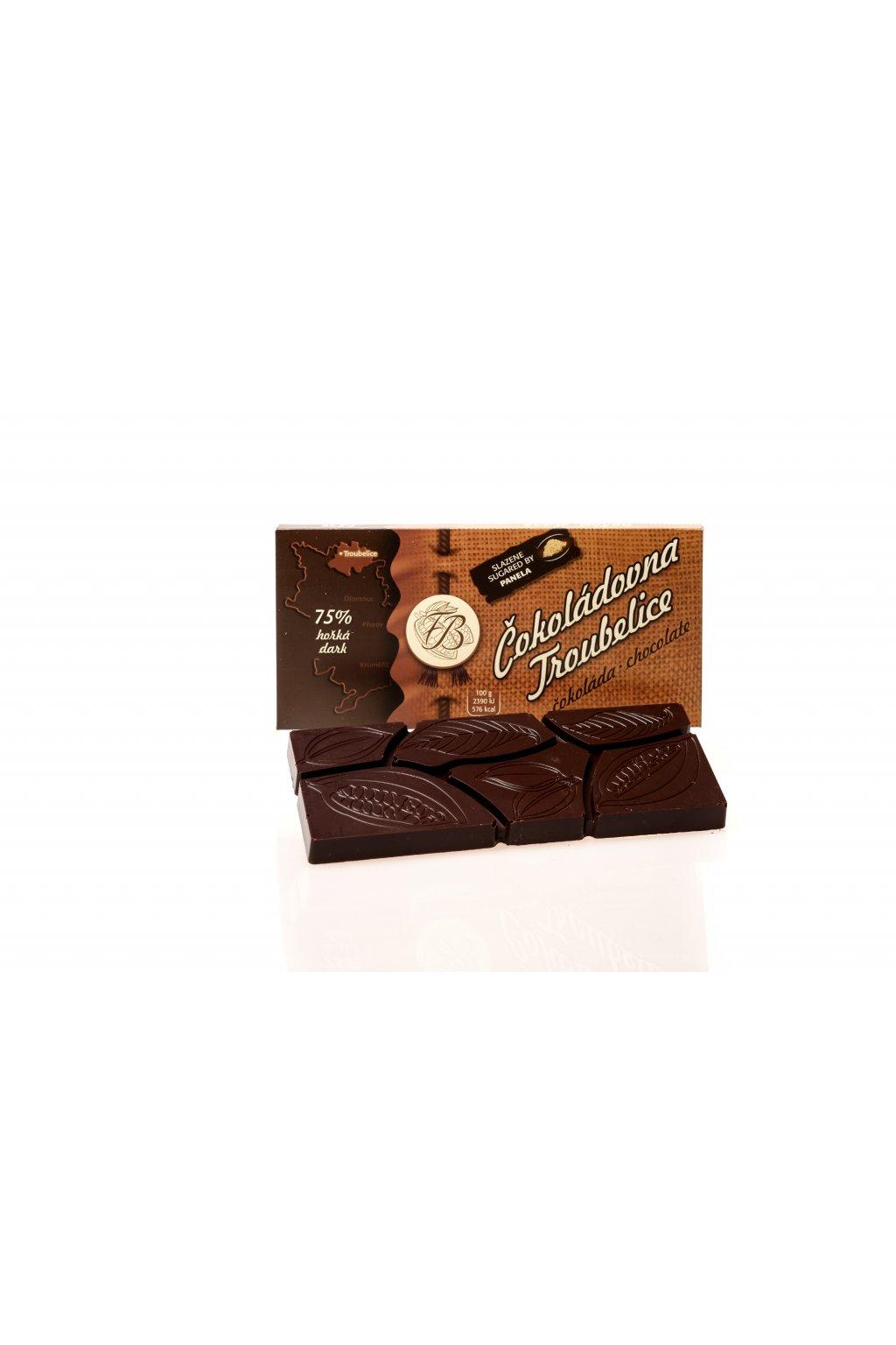 Cokoladovna troubelice 7