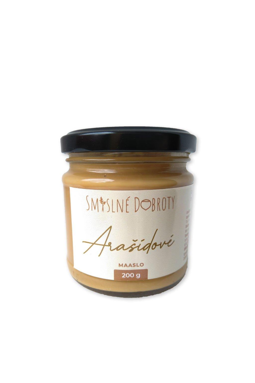 Arašídové 200g Smyslné dobroty Gurmetéka