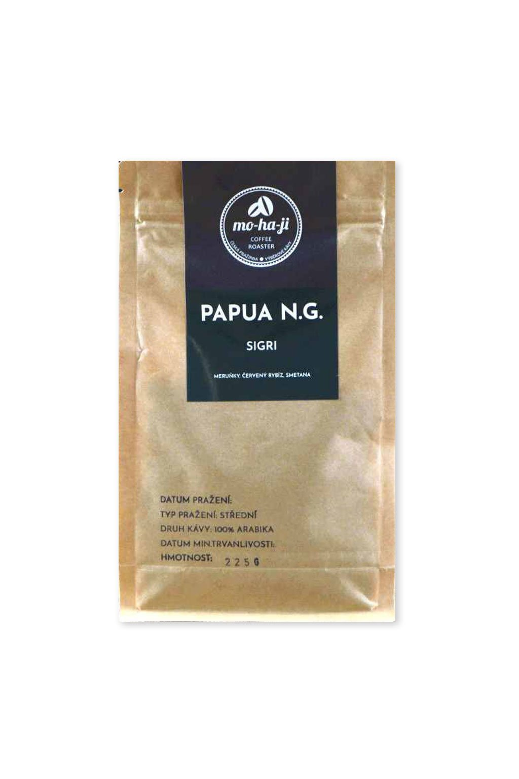Papua nová Guinea MOHAJI Gurmetéka