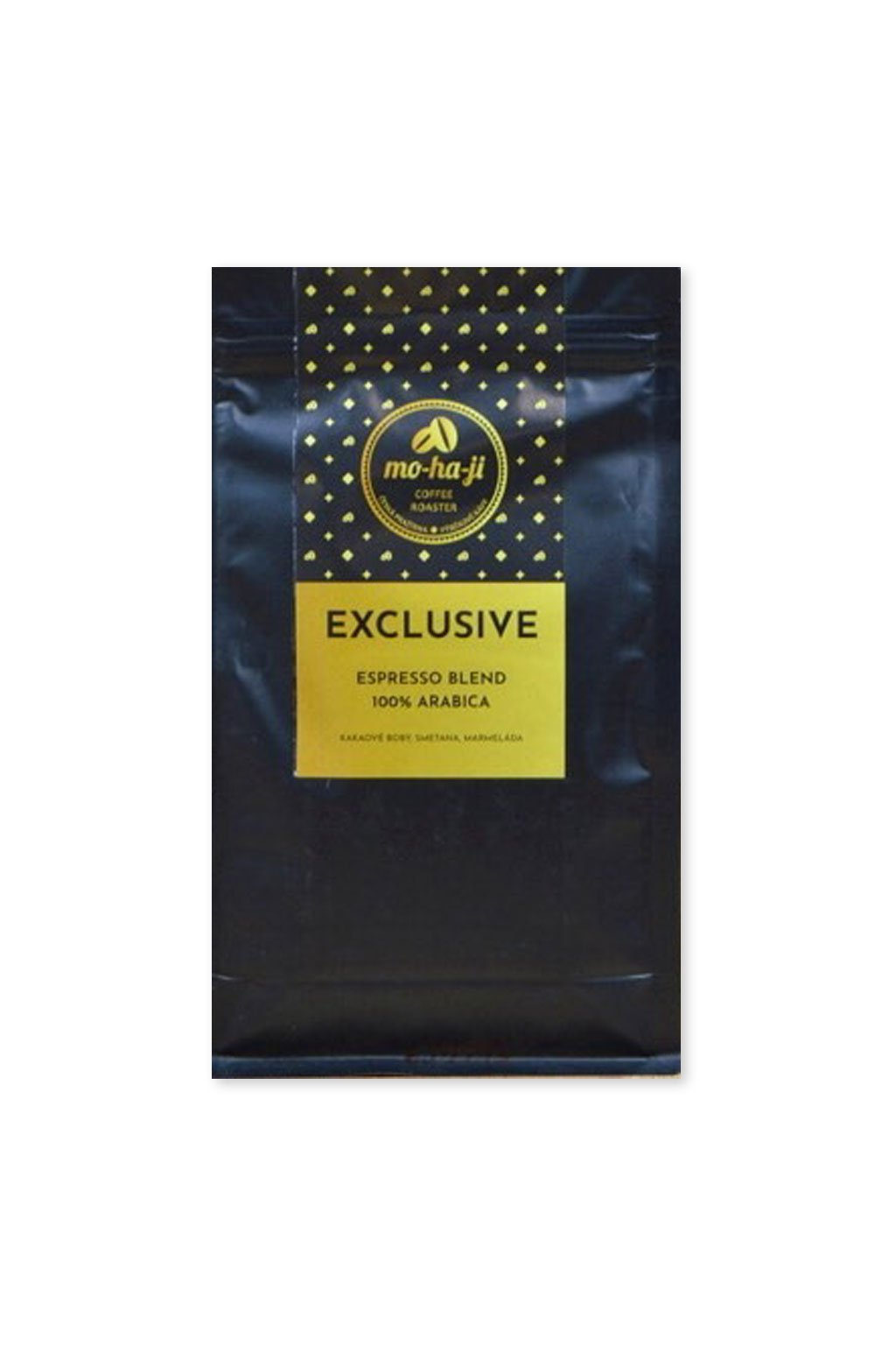 Exclusive espresso blend Mohaji Gurmetéka