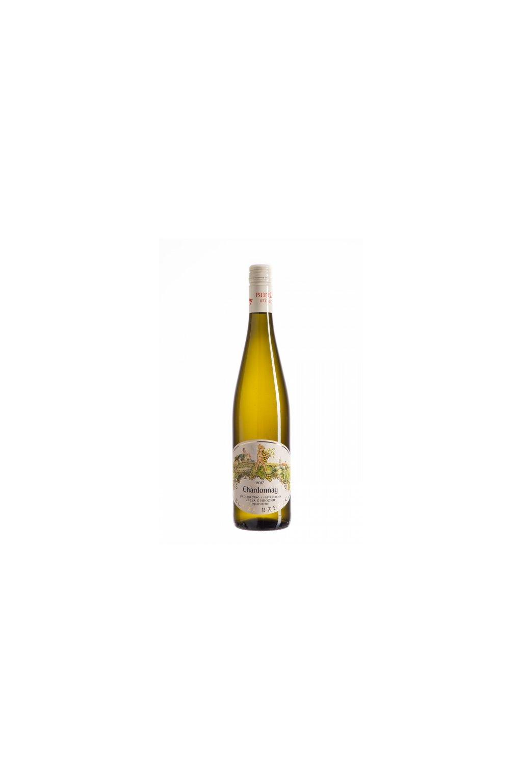 vyr 316Vinarstvi Bunza Chardonnay 2017