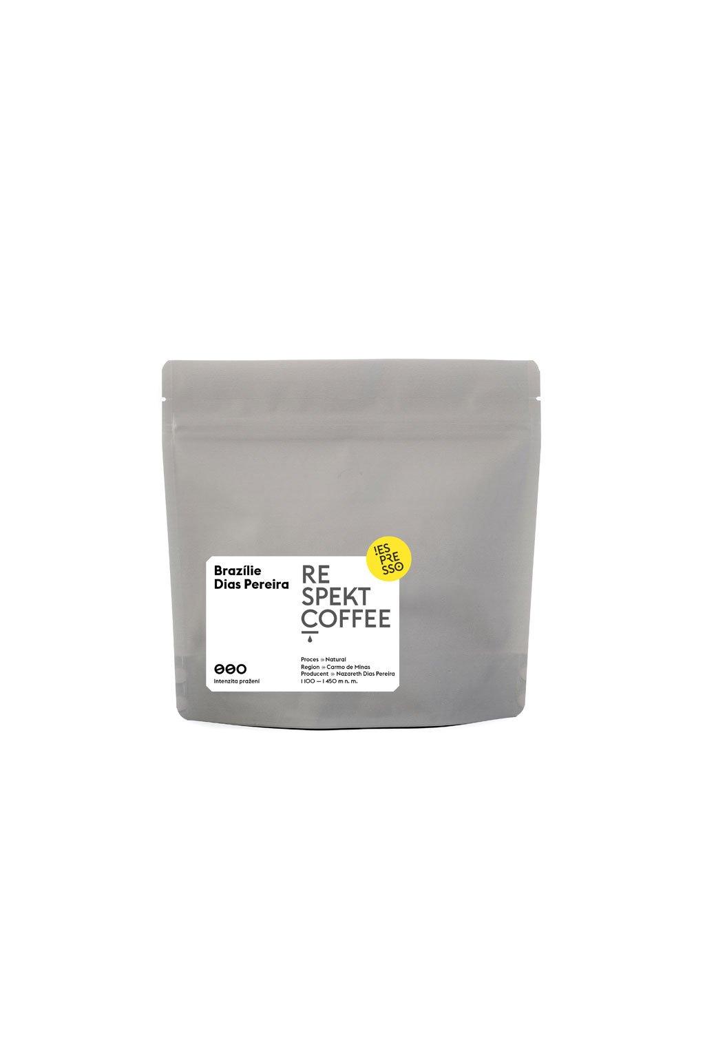 Brazílie Dias Pereira 250g espresso