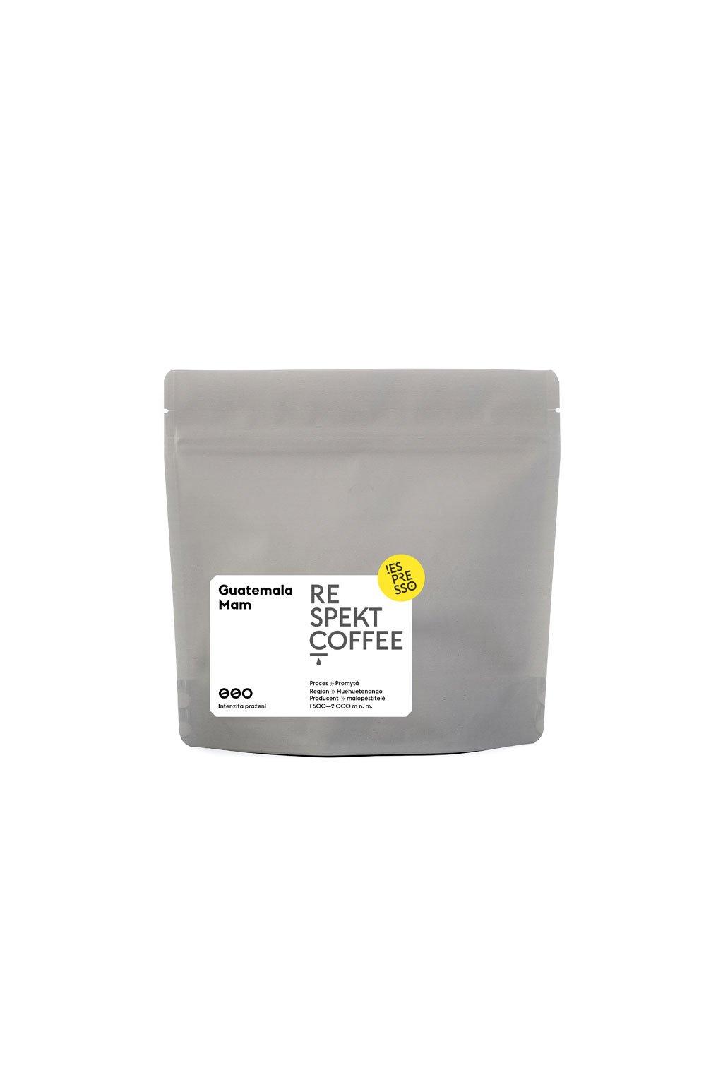 Guatemala, Mam espresso 250g