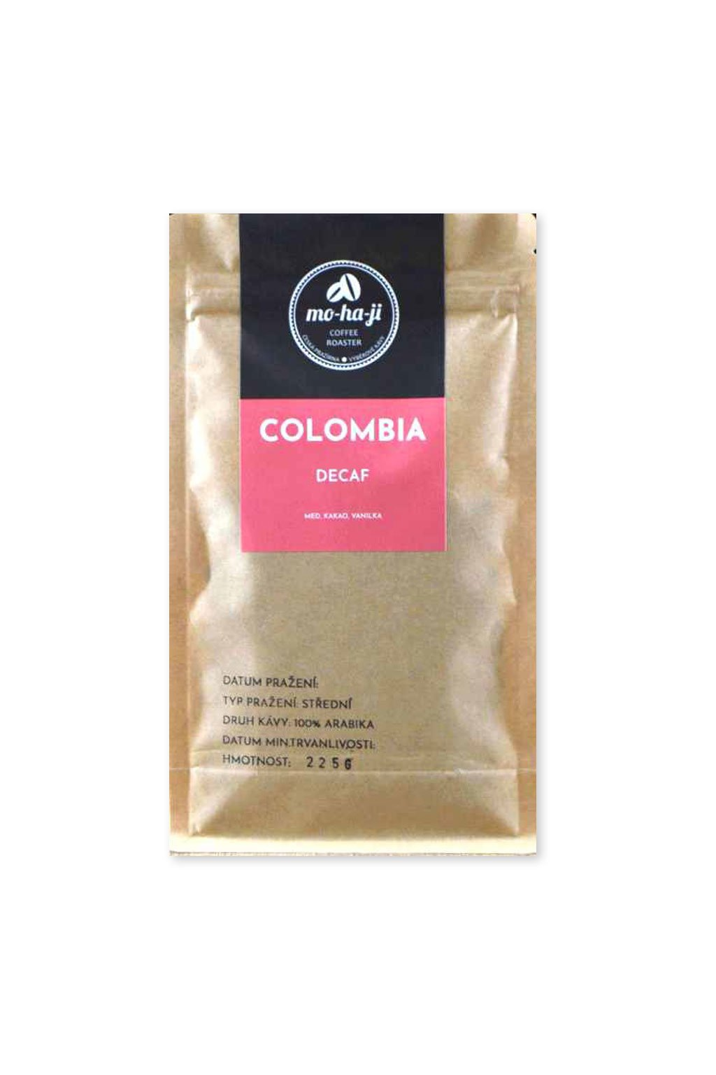 Colombia MOHAJI Gurmeteka
