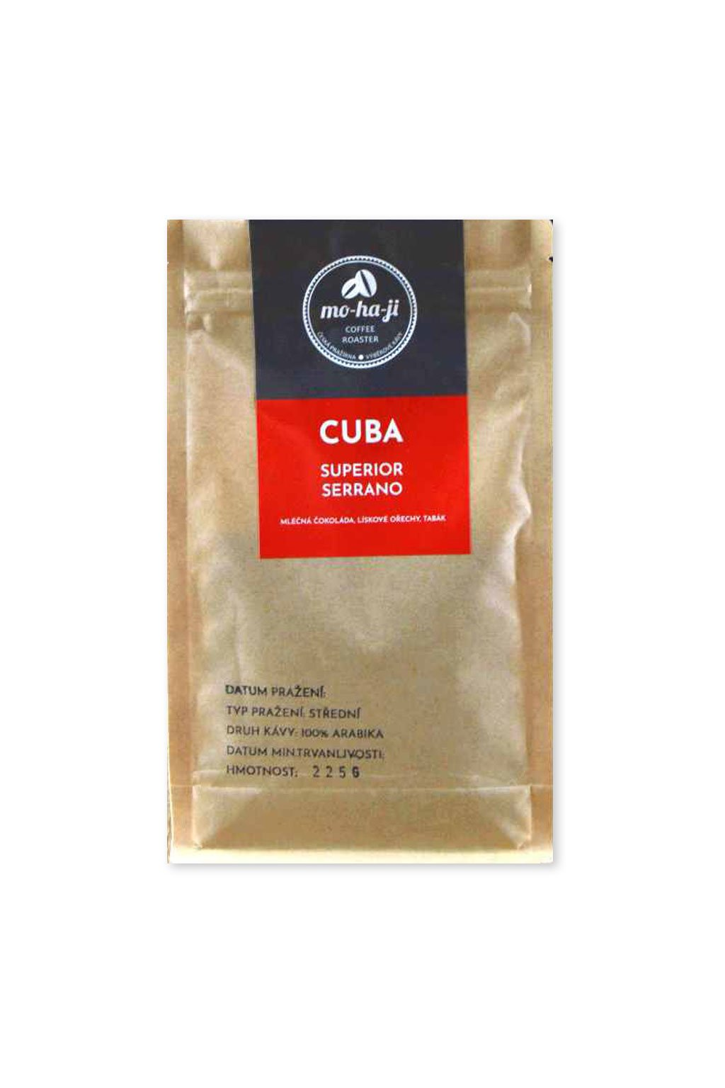 CUBA MOHAJI Gurmetéka