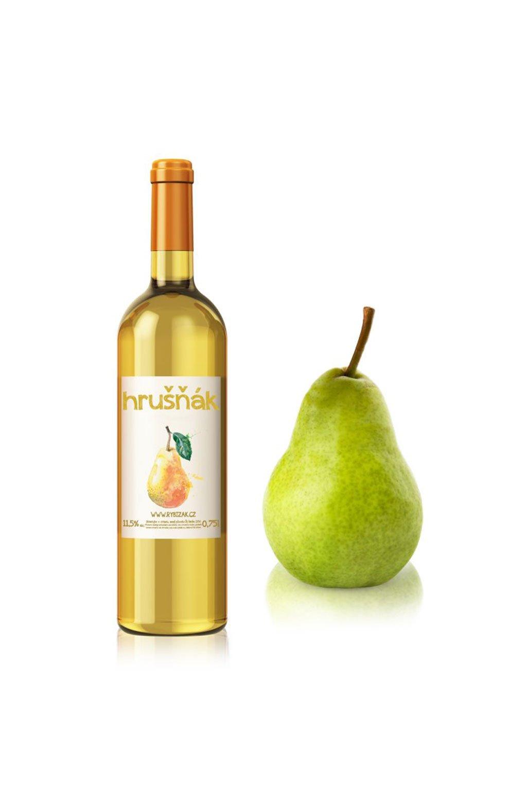 Hrušňák ovocné víno Gurmetéka