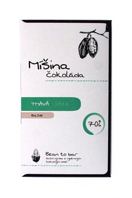 Míšina čokoláda Bolívie 70%