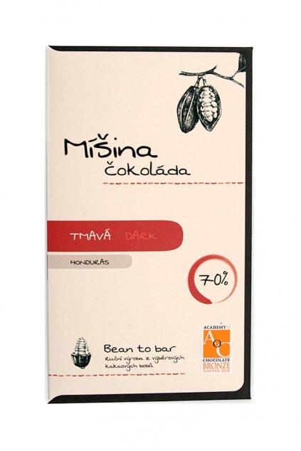Míšina čokoláda Honduras 70