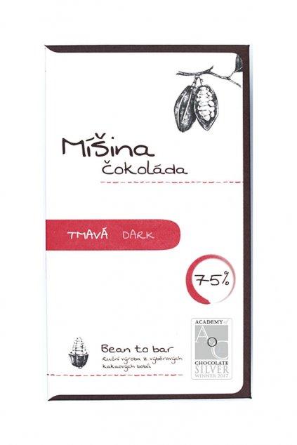 Míšina čokoláda Tanzanie 75%