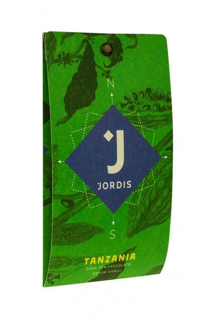 Jordis Tanzanie