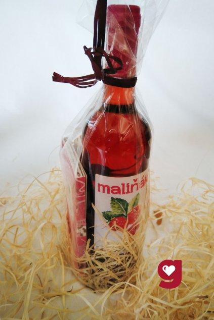 Malinový balíček Gurmetéka