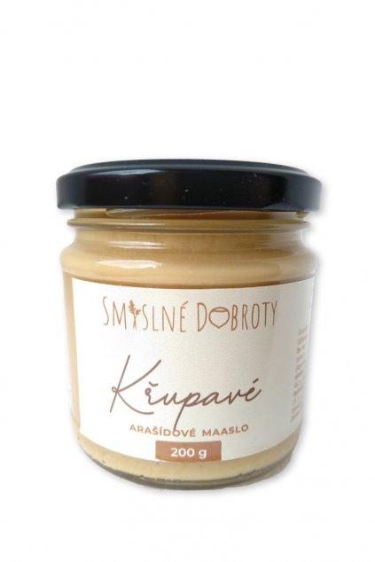 Arašídové křupavé 200g Smyslné dobroty Gurmetéka