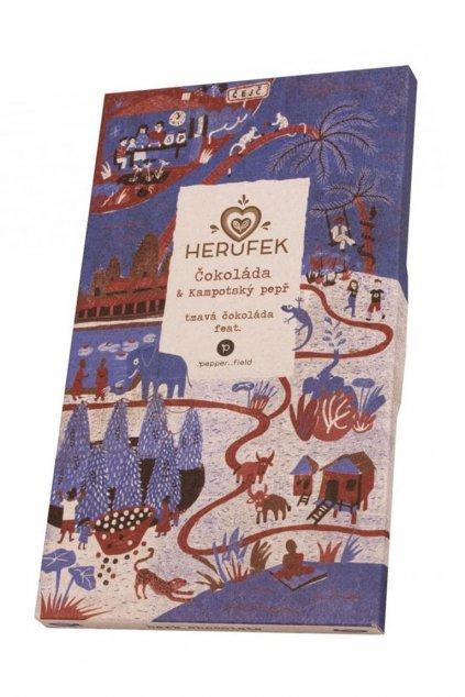 Herufek Pepřová čokoláda1 Gurmetéka
