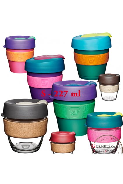 GURMETÉKA KeepCup MIX
