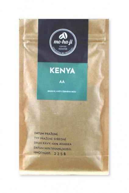 Káva Kenya AA