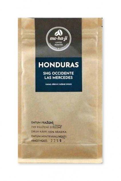 Káva Honduras SHG Occidente Las Mercedes