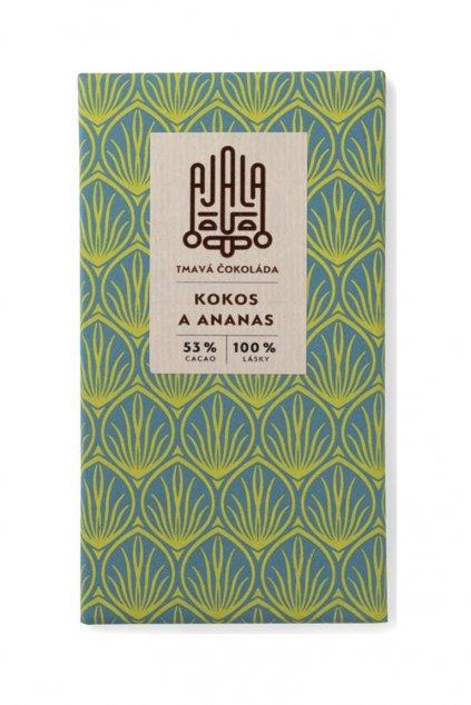 Ajala Kokos a ananas