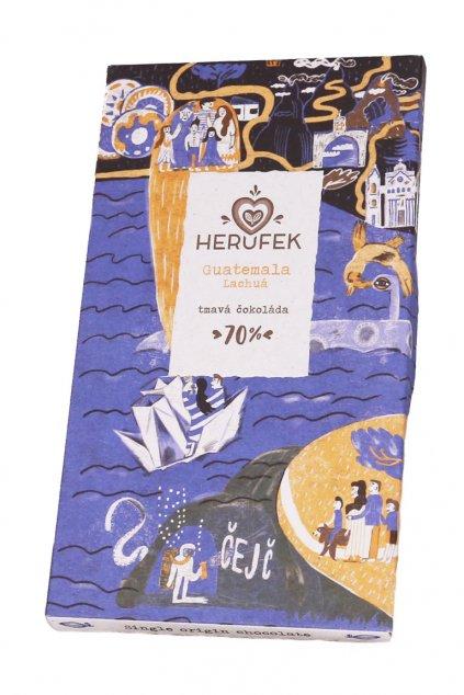 Čokoláda Herufek Guatemala 70%