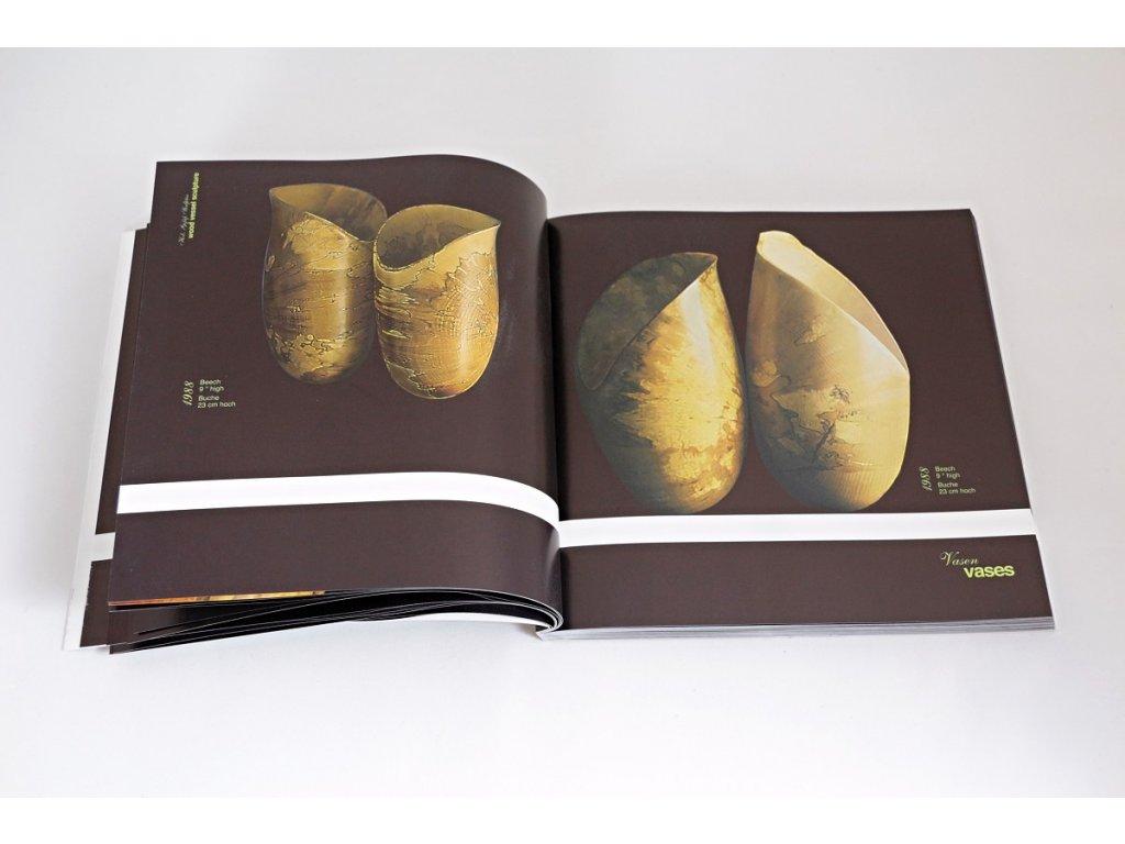 Peter Hromek - Kniha soustružených výrobků