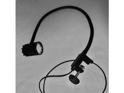 LED svítilna s ohebným krkem