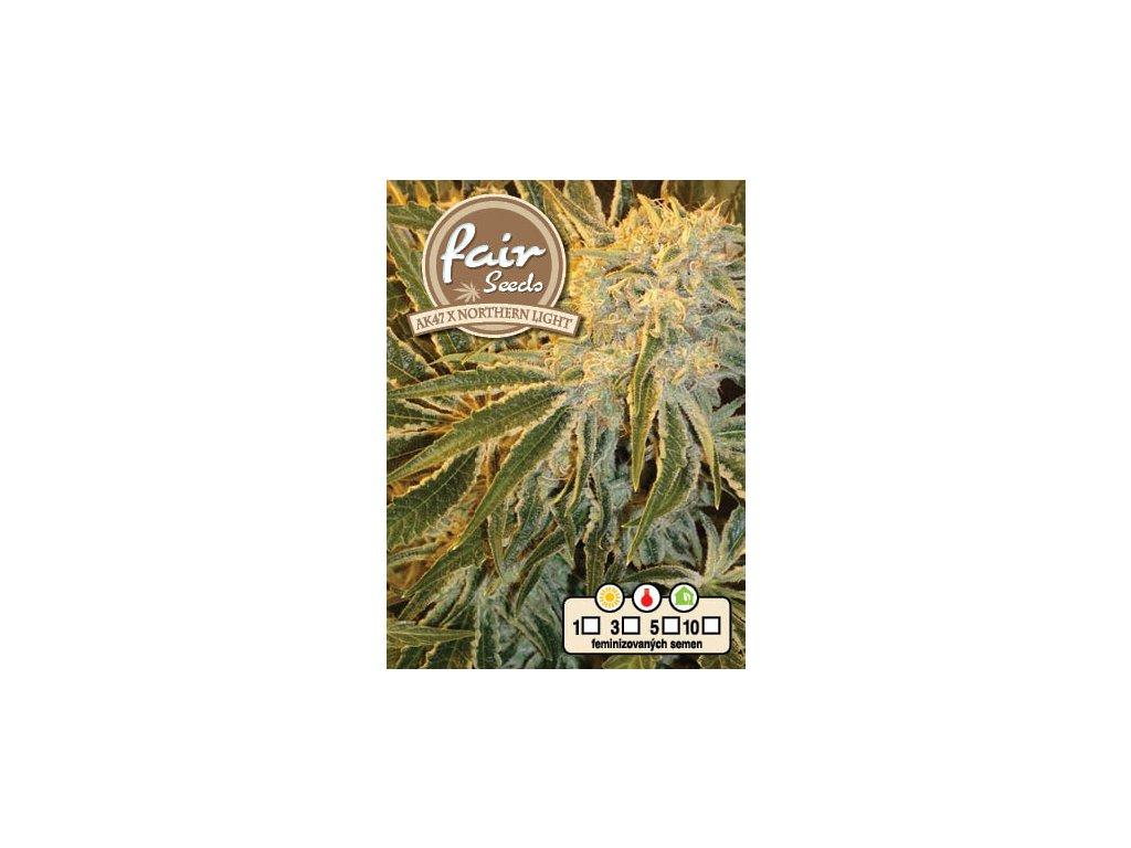 fair seeds AK47xNORTHERN LIGHT 2020