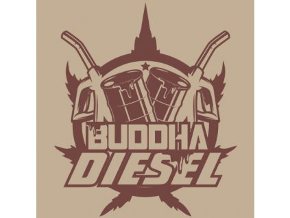 Buddha Seeds Diesel, feminizovaná semena marihuany, 3ks