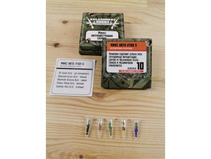 Kalashnikov Seeds Auto Mix Pack, feminizovaná semínka marihuany, samonakvétací, 14ks
