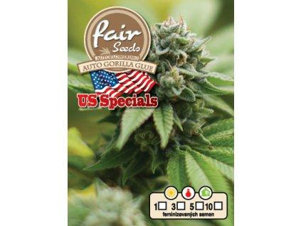 fair seeds AUTO GORILLA GLUE US 2020