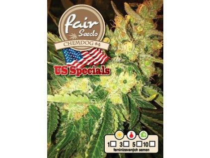 fair seeds CHEMDOG 4 US 2020
