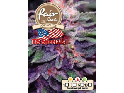 fair seeds TOO MUCH US 2020