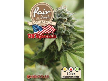 fair seeds GORILLA GLUE US REGULAR 2020