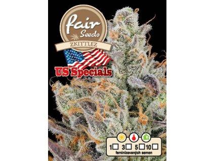 fair seeds ZKITTLEZ US 2020