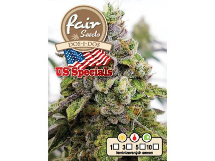 fair seeds DOS I DOS US 2020