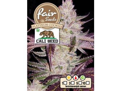 fair seeds PLATINUM COOKIES CALIWEED 2020