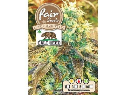 fair seeds GORILLA ZKITTLEZ CALIWEED 2020