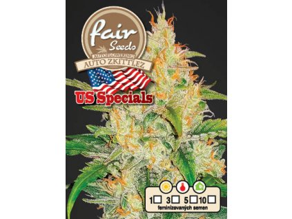 fair seeds AUTO ZKITTLEZ US 2020