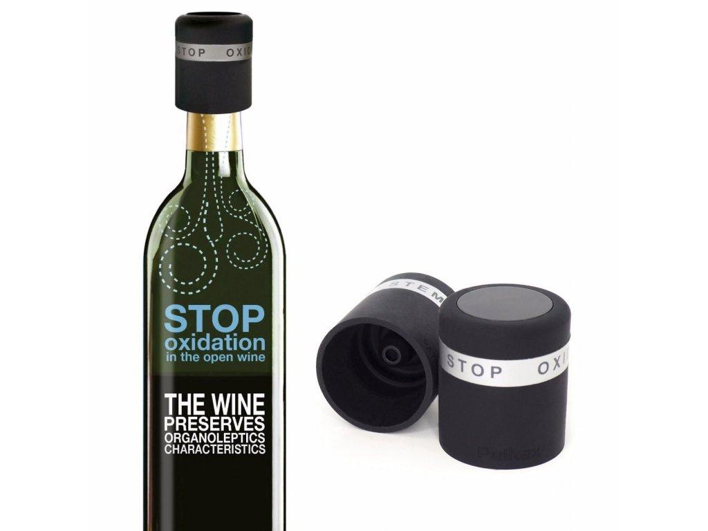 Zátka na víno proti oxidaci Pulltaps AntiOx Wine Stopper
