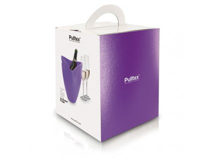 Chladící nádoba na víno nebo sekt v různých barvách Pulltex Ice Bucket Multicolor