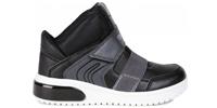 Chlapecká blikající obuv Geox