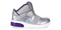 Dívčí blikající obuv Geox