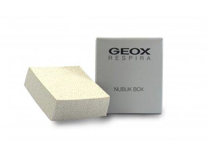 Geox Nubuk Box - Guma