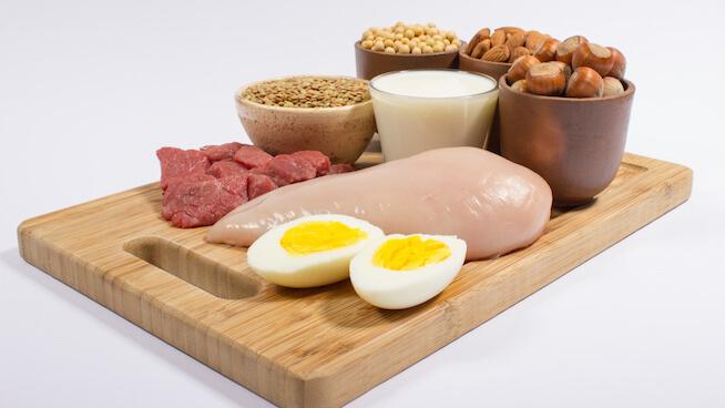 10 potravin bohatých na aminokyseliny